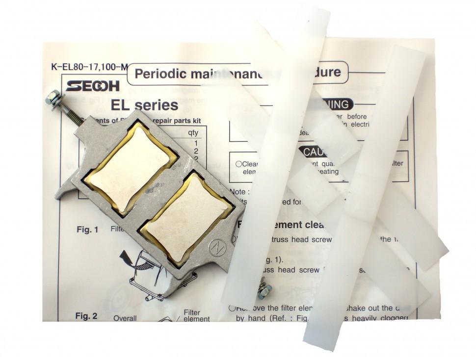 Магнит для компрессора SECOH EL-80-17